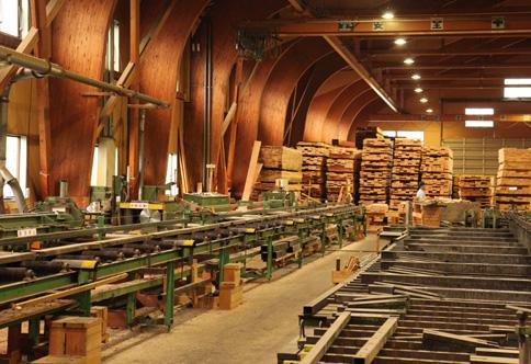 高度なJAS品質管理の体制で乾燥材や特注材、ロットの大小に関わらず現場対応で多品種生産
