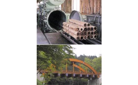 木材防腐処理