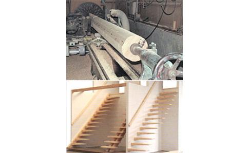木材特殊加工