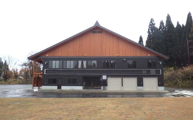 池の平スポーツ広場クラブハウス